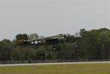 B-25 in plain Army Colors