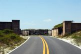 Entrance to Ft Pickens