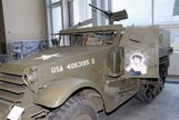 WWII truck in Museum