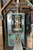 Packaging machine of rice mill