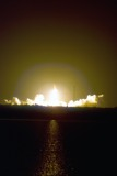 Space Shuttle Night Launch