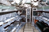 This is the front Torpedo Room of the Deisel Sub