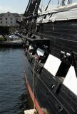 USS Constitution Side View